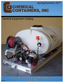 Chemical Containers 2017 Products Catalog